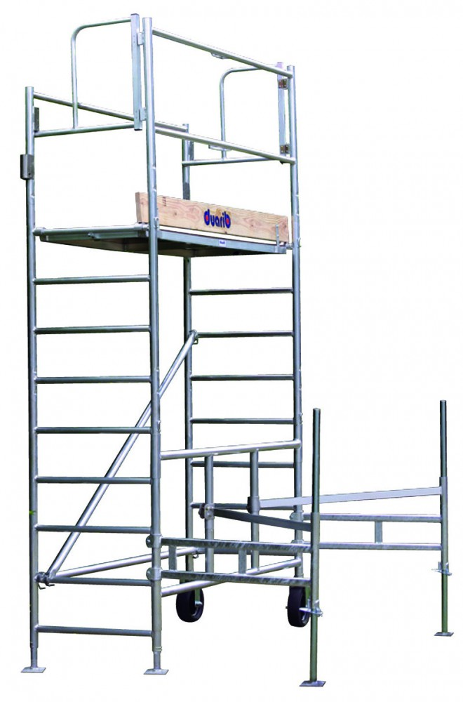 Chafaudage roulant naturoll 190 pour tailler les haies for Echafaudage pour tailler les haies