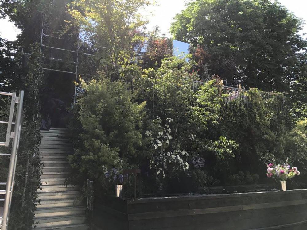 Duarib Salon Jardins Jardin